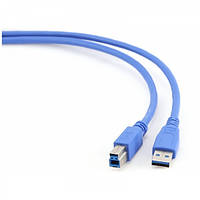 Кабель USB (AM/BM) принтер Gembird, 3 м (0506104)