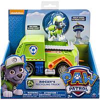 Щенок-спасатель Рокки и его мусоровоз, Paw Patrol, фото 1