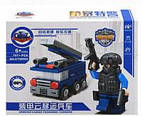 Конструктор Brick Военная техника KY98505