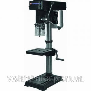 Станок сверлильный VORSKLA ПМЗ 1800/20-16 (в комплекте тиски, патрон 16мм, патрон 20мм)