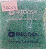 Бисер 10/0, цвет - нефритовая бирюза,  №38658 (уп.50 грамм)