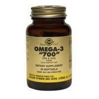 Двойная Омега-3 700 мг ЭПК и ДГП-Солгар   купить, цена, заказать, отзывы