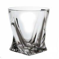 Набор стаканов Quadro для виски 340мл Bohemia b2k936 99A44 159138