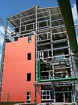 Ангар для хранения и ремонта сельскохозяйственной техники строительство, фото 3