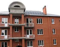 Система SUNENERGY™ для автономного освещения подъезда жилого дома