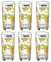 Набор стаканов Crazy Flower Высоких 270мл Luminarc G4604