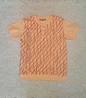 Летняя футболка для мальчиков