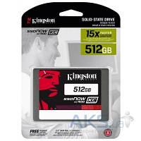 "Накопитель SSD Kingston 2.5"" 512GB (SKC400S37/512G)"