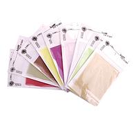 Декоративная ткань для дизайна Lady Victory  (12 цветов/уп) LDV LZH-00 /81-0