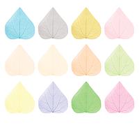 Декоративные листья для дизайна Lady Victory  (12 цветов/уп) LDV LZH-01 /01-0