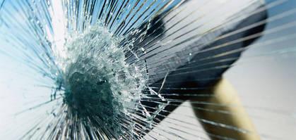 Бронирование стекла ударопрочными пленками