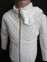Красивые курточки для маленьких модниц., фото 1