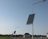 Система SUNENERGY™ для автономного освещения территории промышленных объектов