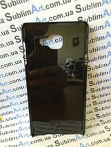 Чехол для 2D сублимации пластиковый на Samsung Galaxy A7(2016) черный, фото 3