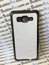 Чехол для 2D сублимации пластиковый на Samsung Grand Prime (G5306) черный