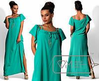 Длиное платье оа009