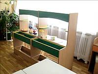 Мебель для детского сада на заказ в Харькове и области.