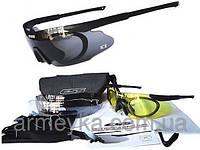 Баллистические противоосколочные очки ESS ICE, бу. Оригинал., фото 1
