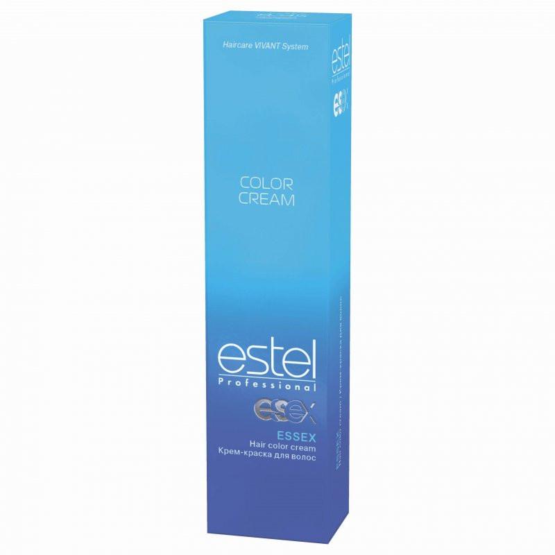 7/76 - Середньо-русий коричнево-фіолетовий Estel ESSEX Крем-фарба для волосся 60 мл.