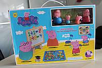 Свинка Пеппа детская мозаика 0522