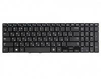 Клавиатура для ноутбука SAMSUNG (NP370R5E, NP450R5E, NP470R5E, NP510R5E) rus, black, без фрейма
