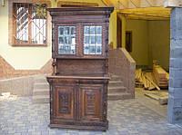 Буфет деревяний, в стилі Ренесанс. ОДЕСА