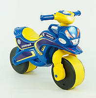 Детский мотоцикл-толокар Байк Полиция 0139/57 Фламинго-Тойс