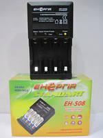 """Автоматическое зарядное устройство """"Энергия"""" EH-508 Стандарт (2-4 AA, AAA, разряд, 500mAh)"""