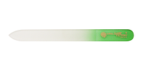 Двухсторонняя стеклянная пилка для натуральных ногтей Lady Victory LDV  EBG-01B /50-1
