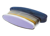 Полировщик для ногтей с ручкой и пилкой для полировки Lady Victory LDV VIC-02 /6-0