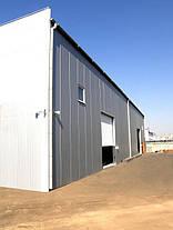 Проект и строительство  склада, сто, автосалона, фото 3