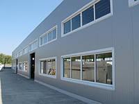 Проект и строительство  склада, сто, автосалона