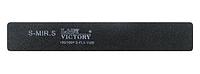 Черная прямоугольная пилка Lady Victory LDV S-FL3-112В /074-0