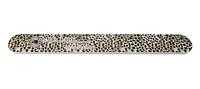 Прямая пилка для натуральных ногтей LDV S-FL3-09A /53-0