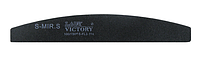 Черная пилочка в форме купола Lady Victory LDV S-FL3-114 /094-0