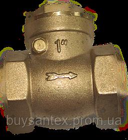 Лепестковый обратный клапан отопления 1