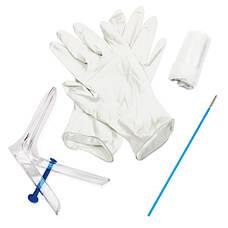 Гинекологические/ акушерские наборы/ инструменты/ материалы/ одежда. Зажим для пуповины