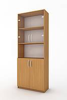 Шкаф офисный БШС-002-О 640x320x1850 мм