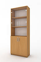 Шкаф офисный БШС-002-О 740x370x1850 мм