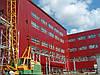 Монтаж быстромонтируемых каркасных зданий БМЗ, фото 3