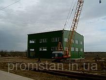 Монтаж сэндвич панелей, быстромонтируемых зданий, монтаж металлоконструкций, фото 2
