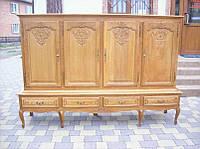 Комод деревяний,4 дверки,4 шухляди (813). Дніпропетровськ