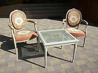 Комплект меблів Наполеон III (1949). Тячів