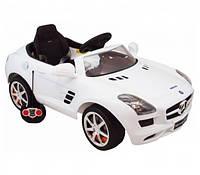 Детский электромобиль Alexis-Babymix Z681BR white