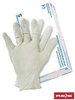 Перчатки латексные RALATEX(22) W
