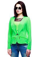 Женский пиджак   амеранта  по низким ценам