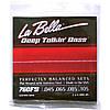Струны La Bella Flat Wound Bass 760FS Standard 45-105