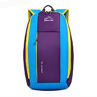 Молодежный спортивный рюкзак для парня нейлон