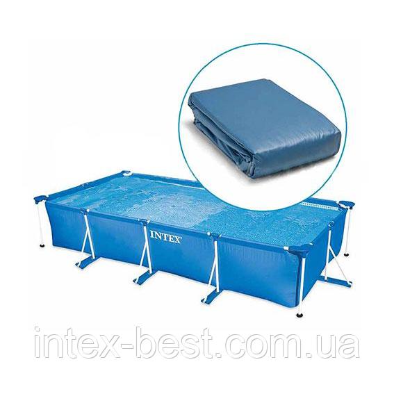Чаша бассейна Small Frame Pool 450х220х84 см. Intex 10580