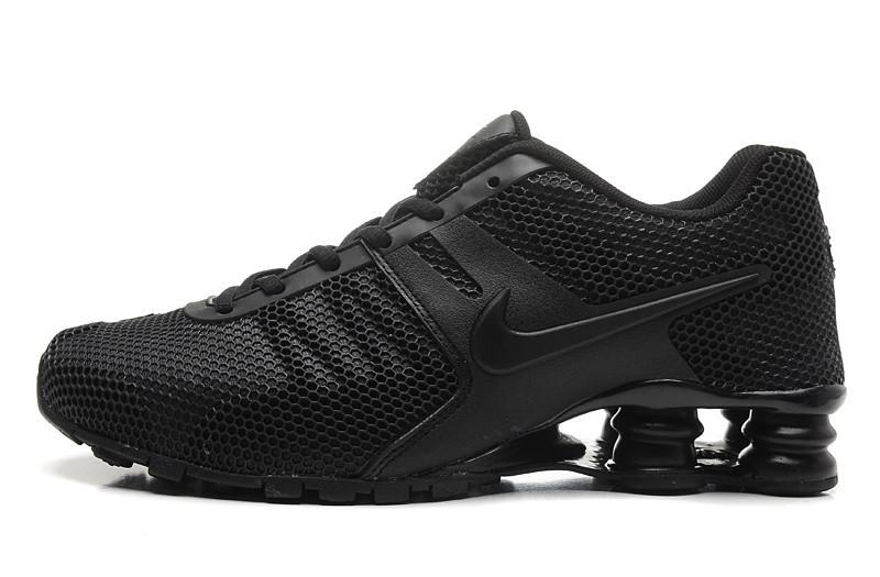 9b37cbf78010 Мужские кроссовки Nike Shox black - Интернет магазин обуви Shoes-Mania в  Днепре